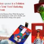 beer opener flash drive