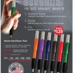 sanitizer pens