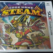 code name steam nintendo 3ds