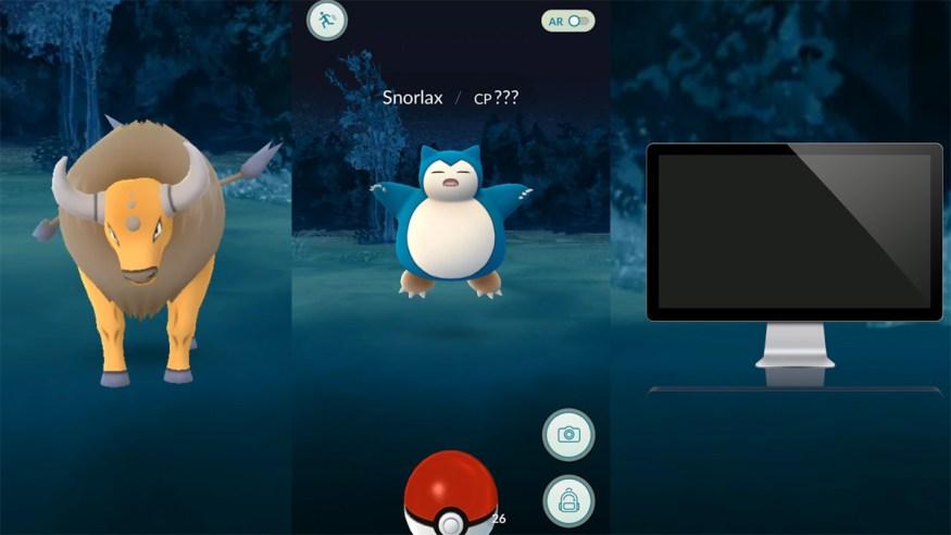 pokemon go snorlax CP???
