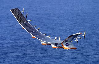 NASA's Helios unmanned aerial vehicle