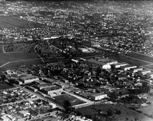 Hollywood, California sprawl 1922