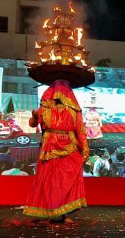 Charkula Dance