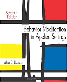 Book - Behavior Modification in Applied Settings