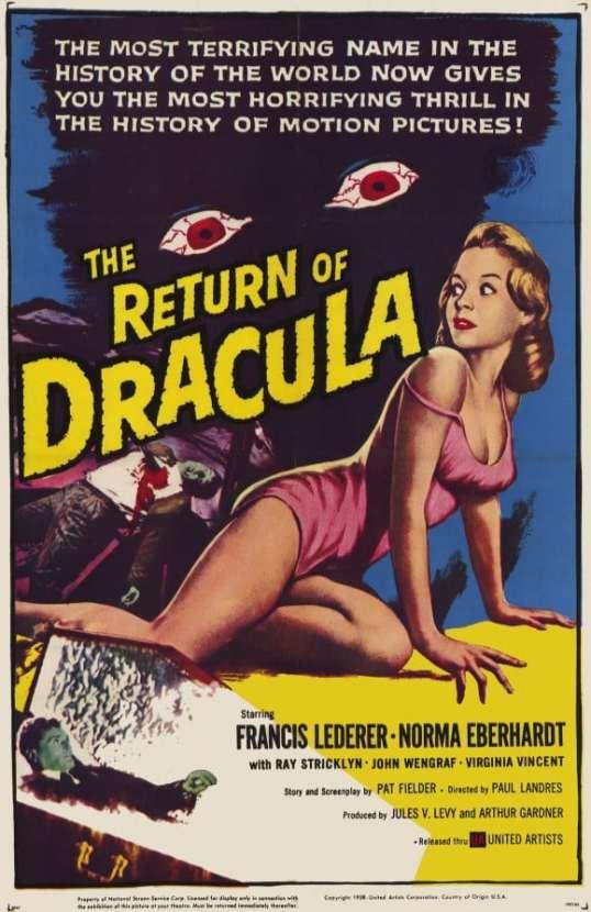 return of dracula