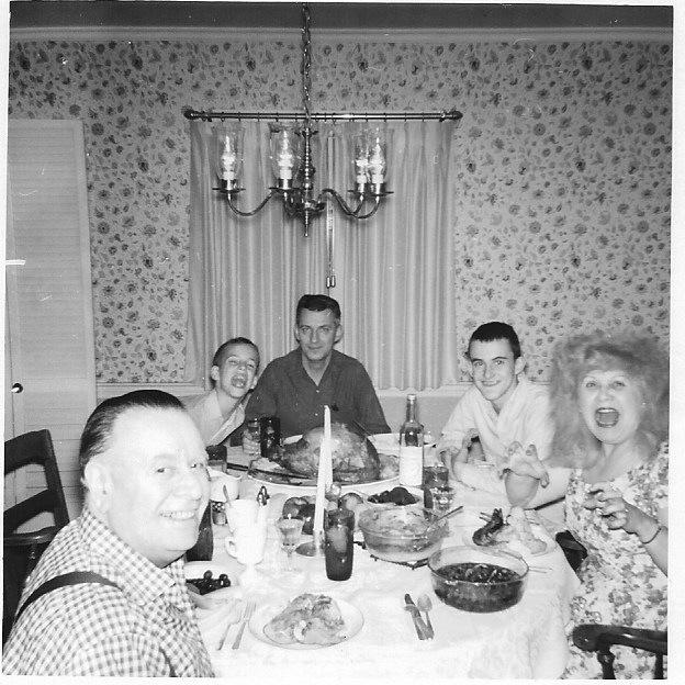 Thanksgiving 1964