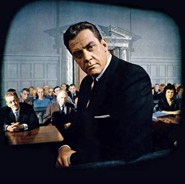 TV's Mightiest Mouthpiece—The Noir Roots of Perry Mason