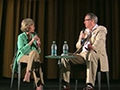 photo of Nancy Olson interview by Alan K Rode