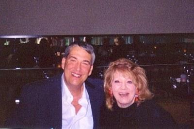 Angie Dickinson and Alan K. Rode