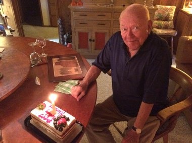 Dick Erdman Celebrates His 90th Birthday