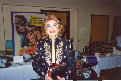 Jayne Meadows at Book-Signing of Alan K. Rode's Biography: Charles McGraw: Film Noir Tough Guy