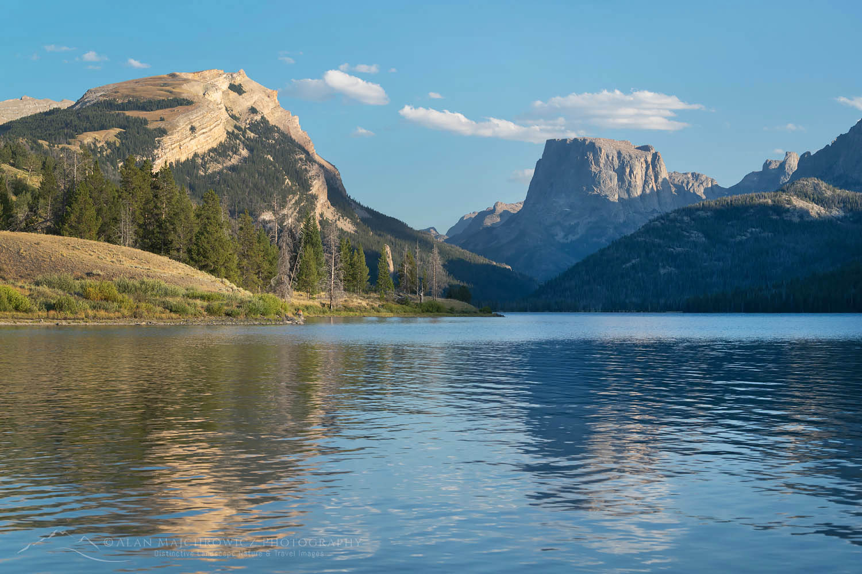 Green River Lake Wind River Range Wyoming