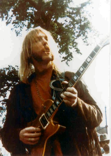 "Duane Allman's 1957 Goldtop Les Paul ""The Layla Guitar"""