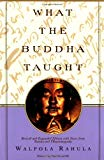 What the Buddha Taught (Best Buddhist Books for Beginners)
