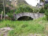 Plywood bridge