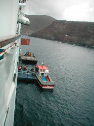 Coming off the RMS