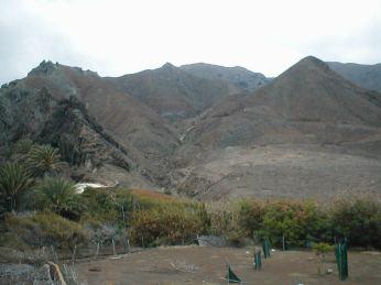 St Helena betrays its volcanic origins
