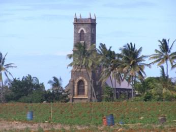 Poudre D'Or church