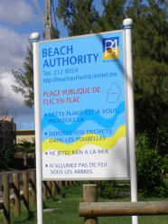 Managing the beaches