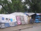 Tented City