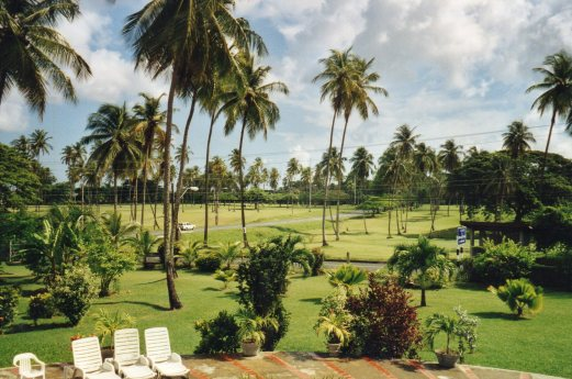 Bon Accord, Tobago - Golf Course