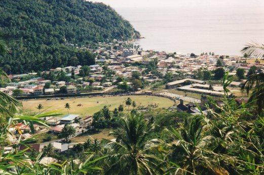 Soufriere centre