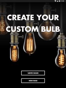 Bulb Configurator - Welcome