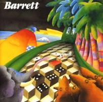 Syd Barrett Box Set - 'Barrett' CD Cover