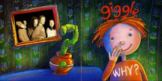 Why? - Giggle CD cover