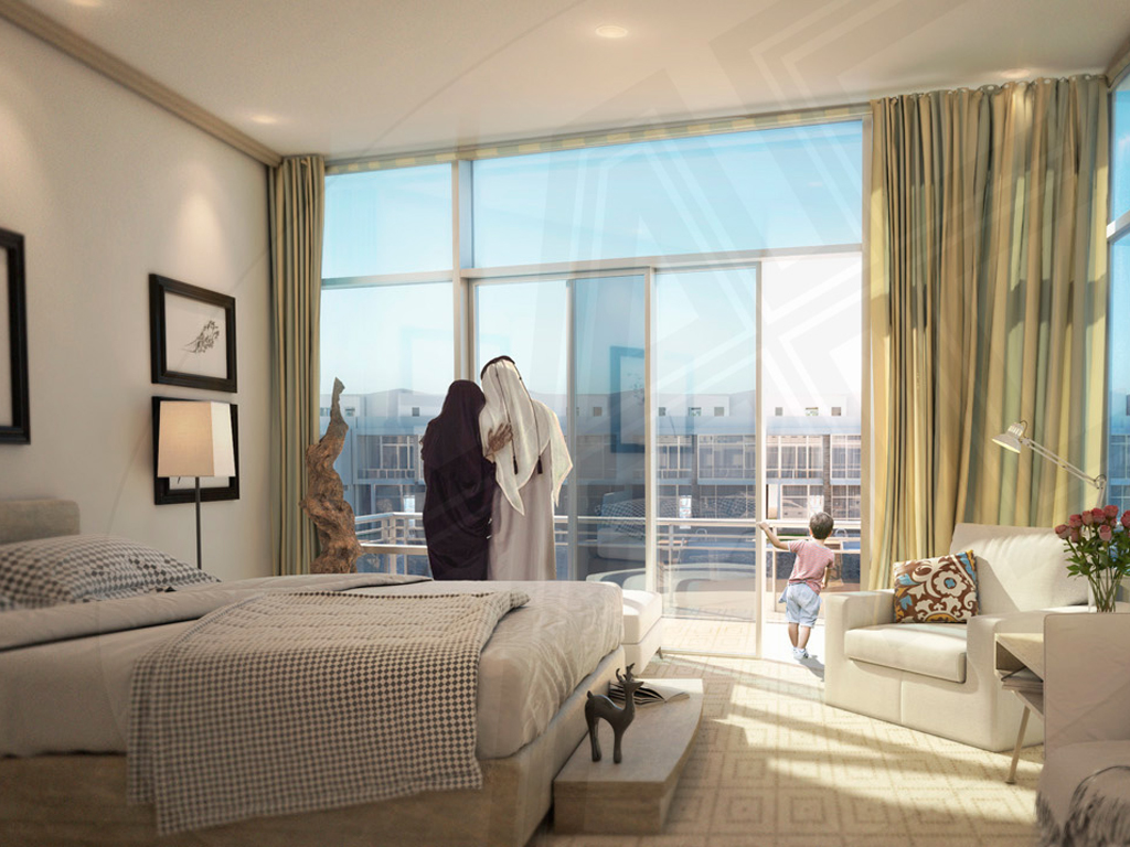 3d Perspective Hasabi A Waterfront Home Interior Options
