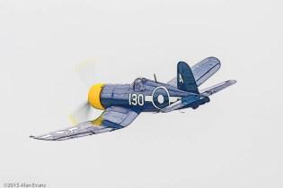 Chance Vought (Goodyear) F4U/FG-1D Corsair; FAA