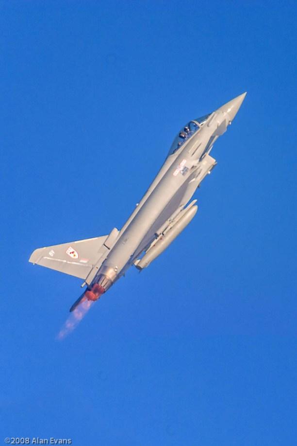 Eurofighter Typhoon F2, 29 (Reserve) Sqn