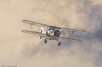 RN Historic Flight, Fairey Swordfish Mk II LS326; FAA