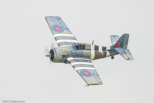 Grumman (GM) FM-2 Wildcat VI; FAA