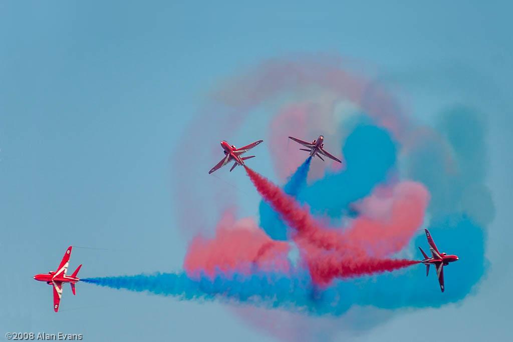 The Red Arrows, BAe Hawk T1A