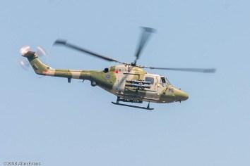 Army Air Corps: Blue Eagles, Westland Lynx AH 7