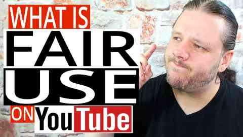 What Is Fair Use On YouTube? - Copyright Fair Use For Dummies