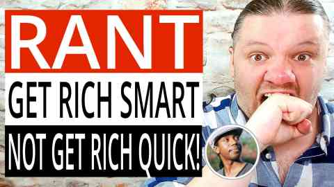 YouTube Is NOT A Get Rich Quick Scheme - Be A Roberto Blake @RobertoBlake