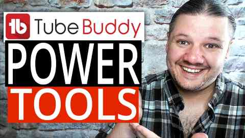 TubeBuddy - 5 POWERFUL Features To Grow A Small YouTube Channel