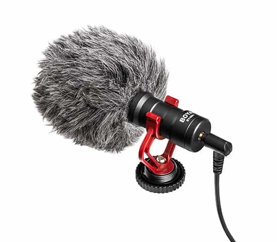 Boya BY-MM1 Microphone Review and Unboxing - BEST BUDGET MINI SHOTGUN MICROPHONE? 1