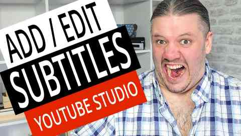 How To Add Subtitles with NEW YouTube Studio 2019, alan spicer,alanspicer,asyt,startcreating,start creating,youtube subtitles,create subtitles for youtube,create captions for youtube,how to add captions to youtube videos,closed captioning,youtube captions,how to add subtitles,add subtitles,add subtitles to youtube videos,add subtitles youtube,edit subtitles youtube,edit subtitles,create subtitles,subtitles youtube studio,add subtitles youtube studio,how to add subtitles youtube studio