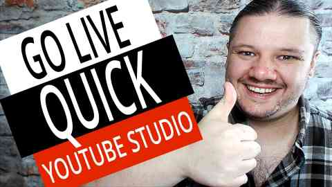 How To GO LIVE QUICK on YouTube with a WEBCAM in NEW YouTube Studio 2019, alan spicer,alanspicer,asyt,startcreating,start creating,how to livestream on youtube,how to live stream on youtube,how to live stream,how to go live on youtube,how to go live quickly,how to go live quickly on youtube,go live on youtube,go live on youtube with a webcam,youtube go live,how to livestream on youtube pc,go live on youtube pc,go live on youtube quick,go live on youtube webcam,live stream on youtube quickly,how to go live on YouTube 2019,go live