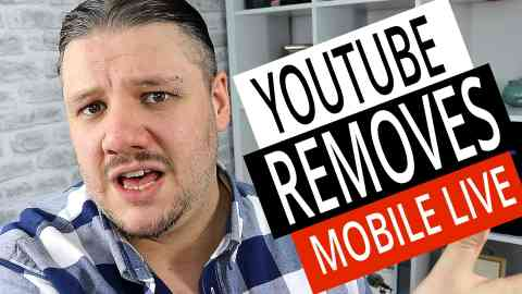 YouTube Removes Mobile Live Streaming from Channels Under 1000 Subscribers, alan spicer,alanspicer,asyt,startcreating,start creating,channels under 1000 subs,live stream,youtube mobile live streaming,mobile live streaming,how to stream from your phone,youtube update,youtube live mobile,mobile video,youtube live video,live streaming video,youtube mobile live streaming update,youtube restrictions,live streaming,youtube removes mobile live streaming,youtube live streaming help,how to livestream from your phone,dee nimmin,youtube news