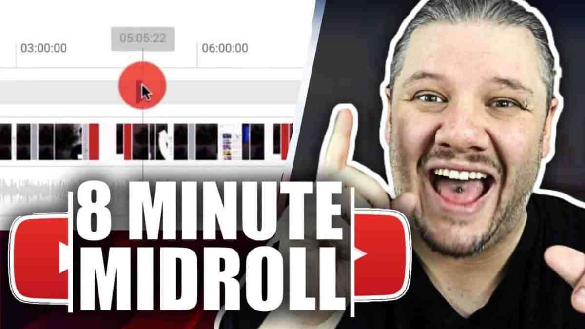 Add Mid Rolls To 8 Minute Videos on YouTube [From July 2020] 1