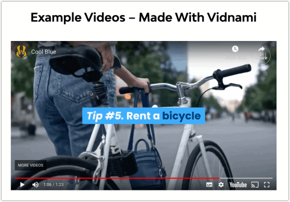 How to Make, Edit and Upload a YouTube Video Without a Camera 13