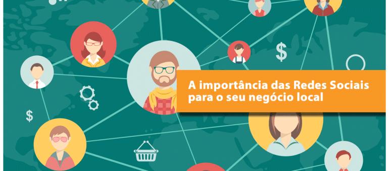 A importância das redes sociais para o seu negócio local