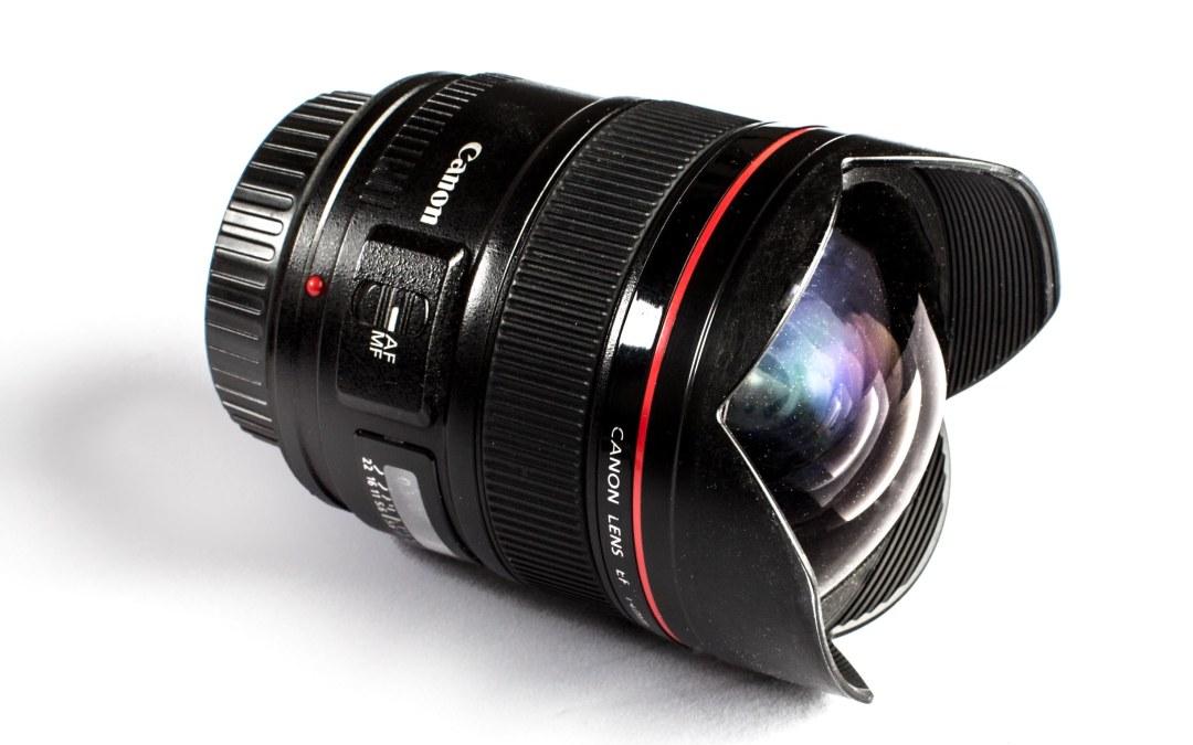 The Big Eye:  Canon EF 14mm f/2.8 USM