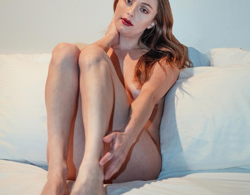 Nude shoot with Noelle Arora