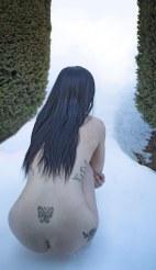 The bleak winter.