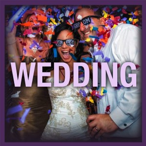 wedding bridal reception party dj